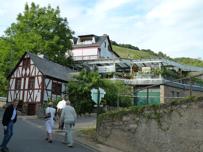 Chorfahrt Rhein Mosel 2011